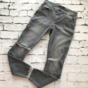 Joe's Finn Lorelei Distressed Skinny Jeans Size 27